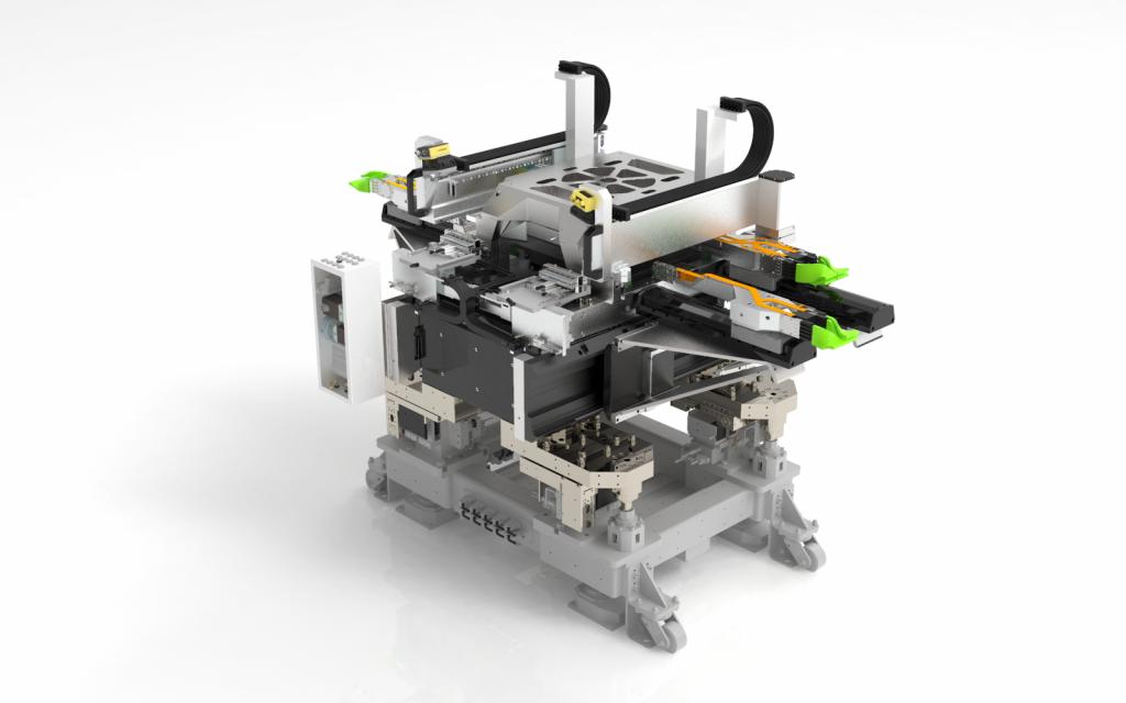 Metrologie technologie voor een scanning probe microscope