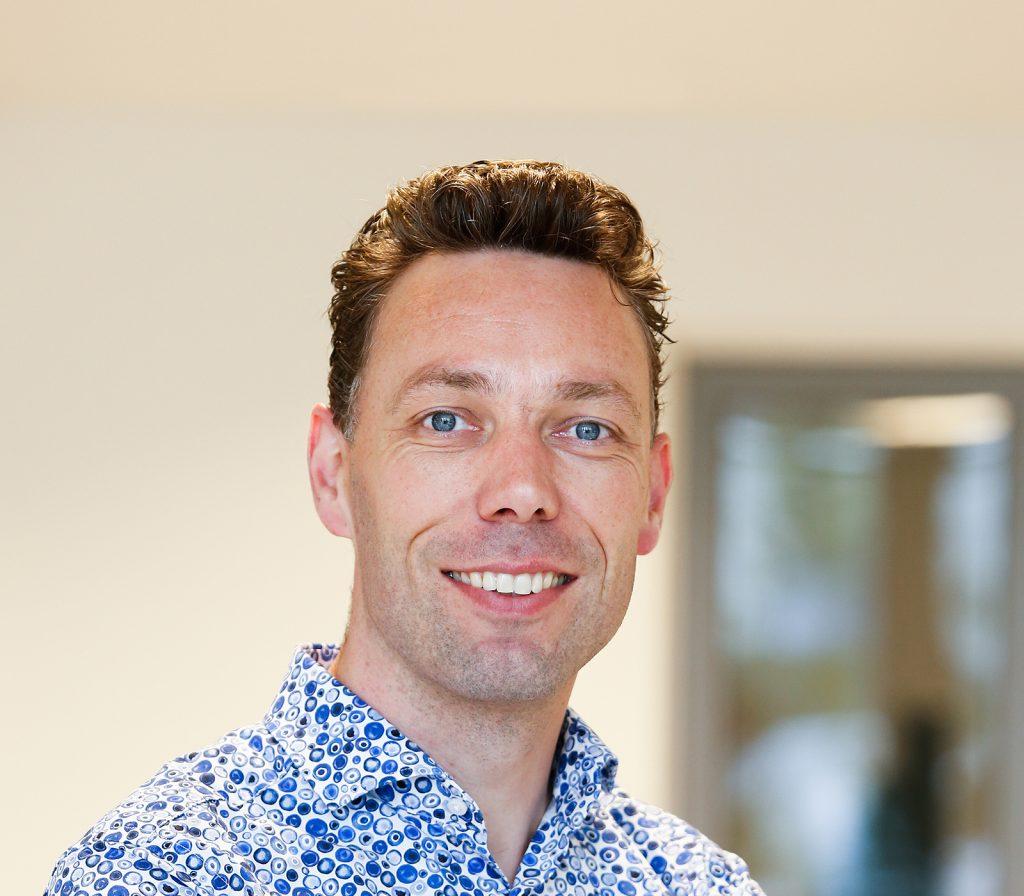 Gerard Rauwerda, business developer bij Technolution Advance