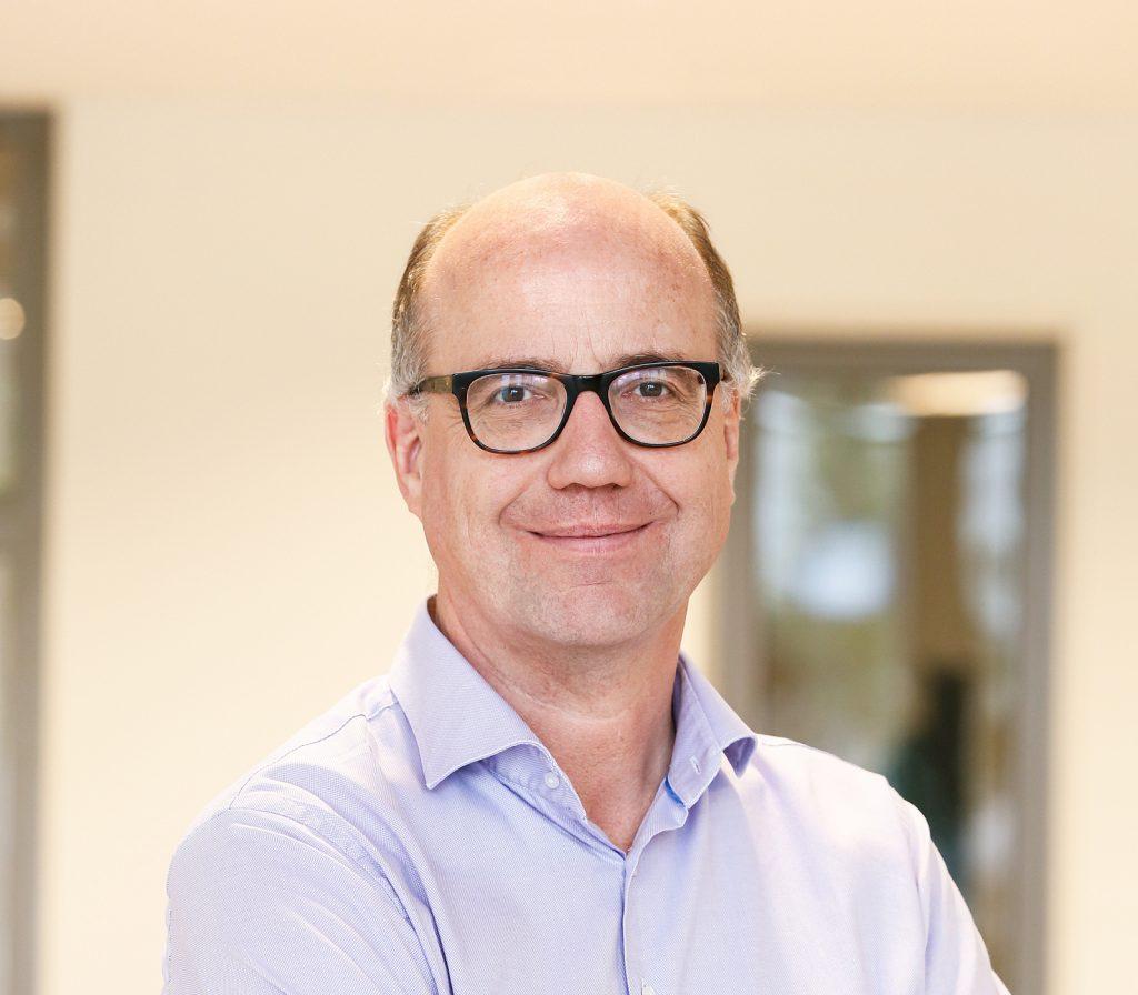 Paul van Koningsbruggen, directeur mobiliteit bij Technolution
